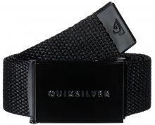 Quiksilver Opasek Principle III Black EQYAA03662-KVJ0