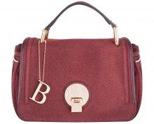 Bulaggi Elegantní kabelka Jones Crossbody Burgundy 30442-60