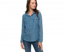 Roxy Dámská košile Light Of Down Long Sleeve Chambray Shirt ERJWT03157-BMTW XS