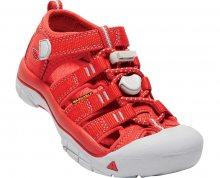 KEEN Dětské sandály Newport H2 Rainbow Pack Firey Red KIDS 24