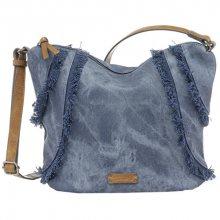 Tamaris Elegantní crossbody kabelka Elodie Crossbody Bag M 2683181-853 Denim Comb