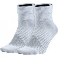 Nike 2Ppk Running Dri-Fit Ligh bílá M