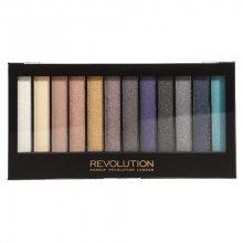 Makeup Revolution Paletka očních stínů Day To Night