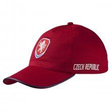 Puma Czech Republic Cap červená Jednotná