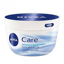 Nivea Výživný krém pro pleť a tělo Care (Intensive Nourishment) 200 ml