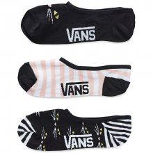 VANS Balení 3ks dámských ponožek Right Meow Canoodle Multi VA3ILZ448