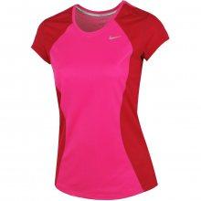 Nike Racer Short Sleeve růžová L