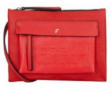 Fiorelli Elegantní kabelka Alexa FH8631 Pillar Box Red Deboss