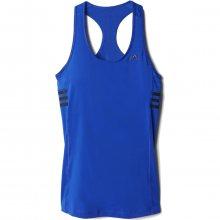 adidas Gym Bra Tank modrá XS