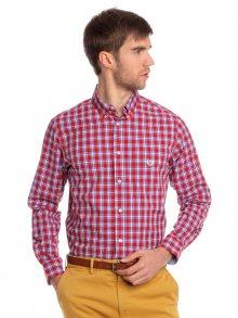 Chaps Košile CMA05C0W35_ss15 M červená\n\n