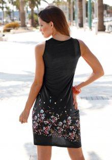 BEACHTIME Plážové šaty Beachtime černá 34