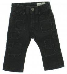 Jeans dětské Diesel   Černá   Chlapecké   6 měsíců