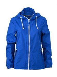 Nepromokavá bunda Sailing - Pacifická tmavě modrá S