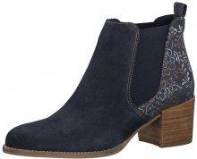 Tamaris Dámské boty 1-1-25303-20-805 Navy 40