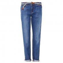 s.Oliver Dámské modré kalhoty 32