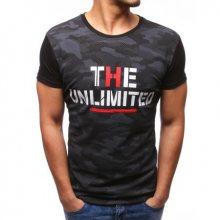 Pánské tričko ORIGINAL s potiskem černé