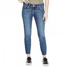 Guess Dámské kalhoty Lillie Raw-Hem Ankle Jeans 27
