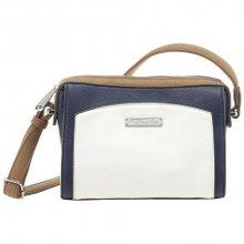 Tamaris Elegantní crossbody kabelka Elsa Crossbody Bag S 2638181-806 Maritime