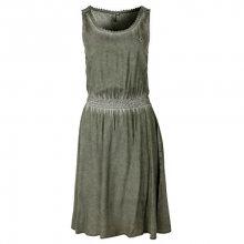 Q/S designed by Dámské krátké zelené šaty 34