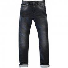 Cars Jeans Pánské černé kalhoty Ancona Blackused 7267841.34 31