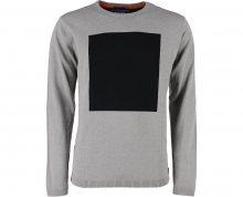 Noize Pánský svetr s dlouhým rukávem Greymel 4523115-00 S