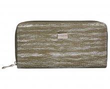 David Jones Dámská peněženka Khaki P060-510