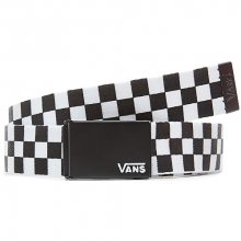 VANS Pánský opasek Deppster II Web Belt Black/White VA31J1Y28
