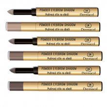 Dermacol Pudrové stíny na obočí (Powder Eyebrow Shadow) 1 g č. 1