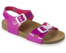 Scholl Dětské sandále Smyley Kid Bioprint Fuchsia F265711026 27