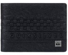 Quiksilver Peněženka Everyday Stripe Wallet II Black EQYAA03640-KVJ0