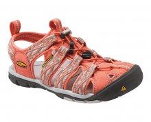 KEEN Dámské sandály Clearwater CNX Fusion Coral/Vapor 37