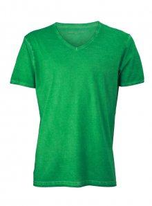 Pánské tričko Gipsy - Zelená S