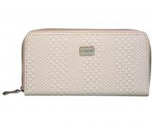 David Jones Dámská peněženka Beige P055-510