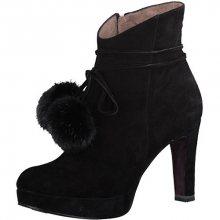 Tamaris Elegantní dámské kotníkové boty 1-1-25948-39-001 Black 37
