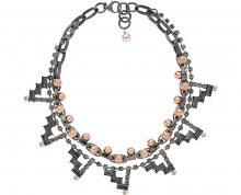 Emporio Armani Luxusní dámský náhrdelník EGS2241060