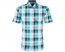 s.Oliver Pánská košile 13.804.22.2108.62N9 Bam Blue M