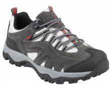 LOAP Pánské outdoorové boty Ross Dk Shadow/Black HSU14172-T15V 41