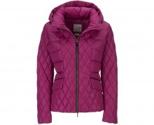 GEOX Dámská bunda Woman Down Jacket Berry Pink W7425Y-T2410-F8222 34