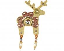Deers Velký zlatý jelínek Frappucino