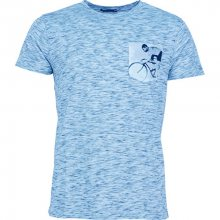 Noize Pánské triko Dk Aqua 4634210-00 M
