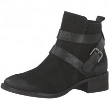 Tamaris Elegantní dámské kotníkové boty 1-1-25053-29-001 Black 36