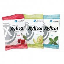 Miradent Zubům prospěšné pastilky Xylitol Drops 60 g Máta