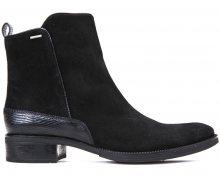 GEOX Dámské kotníkové boty Mendi Np ABX Black D746SB-00022-C9999 37