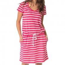 Heavy Tools Dámské šaty Villo S18-293 Strawberry S