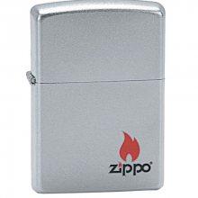 Zippo Benzínový zapalovač Zippo Logo 20199