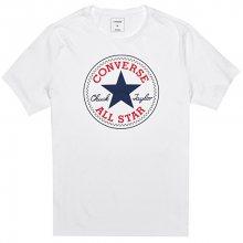 Converse Pánské triko Core Chuck Patch Tee White S
