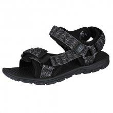 Hannah Sportovní sandále Feet Pewter wave 42