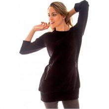 Heavy Tools Dámské šaty Visa W17-265 Black S