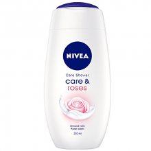 Nivea Pečující sprchový gel Care & Roses 250 ml