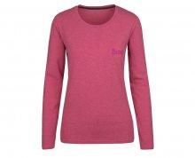LOAP Dámské triko Beka Cab Melange růžová CLW17114-J94X S
